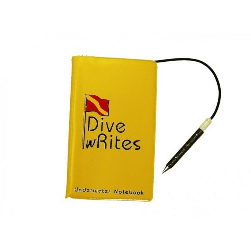 Dive Rite wRites Waterproof Notebook