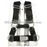 Dive Rite Deluxe Harness with Quick Release