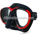 HOG Tech Diver Mask with Neoprene Strap