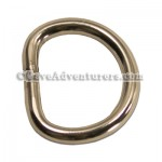 "1"" D-Ring *Stainless Steel*"