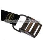 OxyCheq Stainless Steel Cam Strap