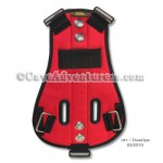 Ultra Lite Travel Plate *Chroma Series - Red*