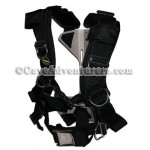 OxyCheq Deluxe Adjustable Harness *Black*