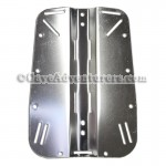 OxyCheq Stainless Steel Backplate