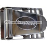 Oxycheq Stainless Steel Belt Buckle