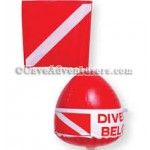 ScubaMax Dive Flag and Float