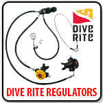 Dive Rite Regulators