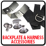 Backplate And Harness Accessories