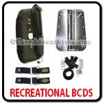 Recreational BCDs