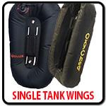 Single Tank Wings