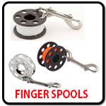 Finger Spools