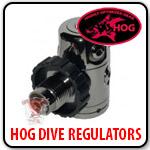 Hog Dive Regulators