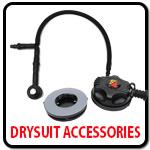 drysuit accessories