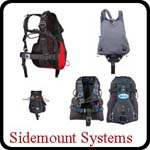 Sidemount Systems